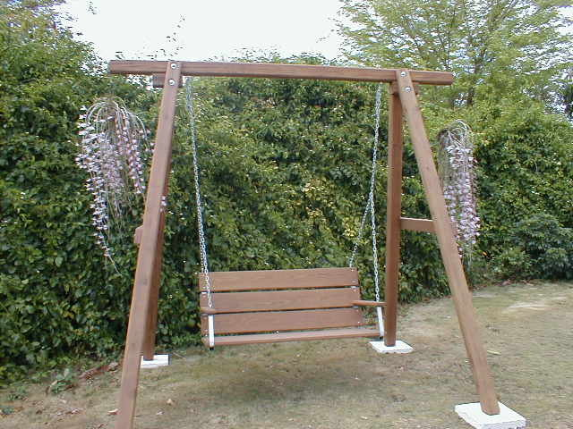 do it yourself home business garden swings
